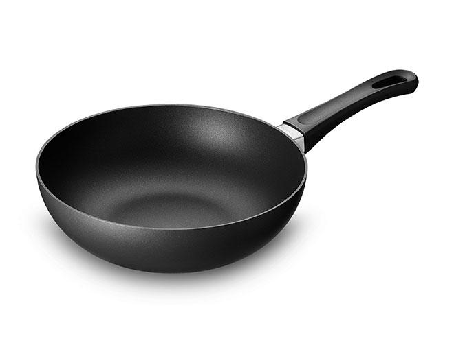 "Scanpan Classic Stratanium 9.5"" Nonstick Stir Fry Pan"