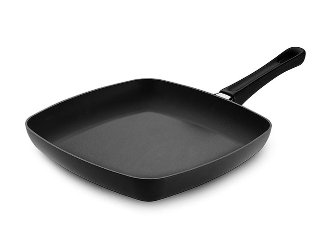 "Scanpan Classic Stratanium 10.5"" Nonstick Square Fry Pan"