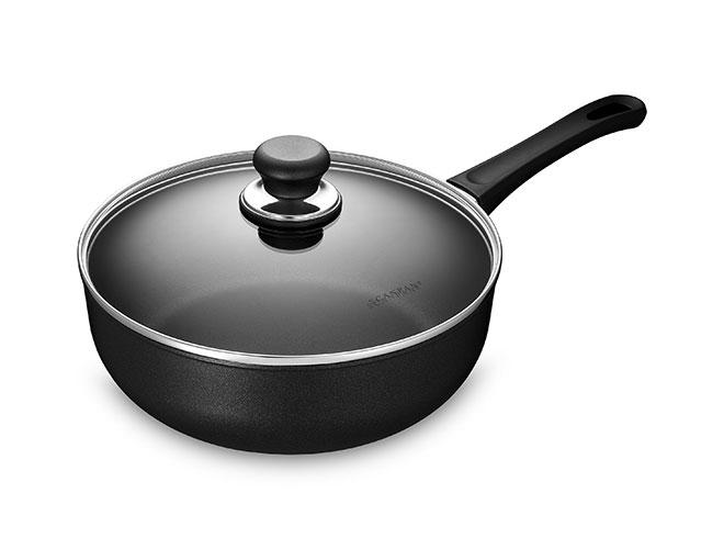 Scanpan Classic Stratanium 4-quart Nonstick Deep Saute Pan