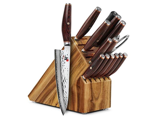 Miyabi Artisan SG2 16-piece Knife Block Sets