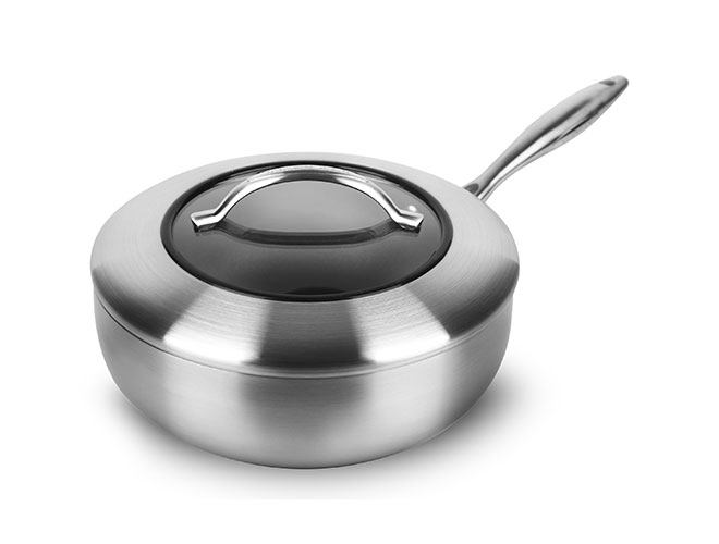 Scanpan CTX Stratanium Stainless Steel Nonstick Saute Pans