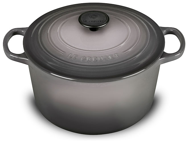 Le Creuset Cast Iron 5.25-quart Deep Round Dutch Oven