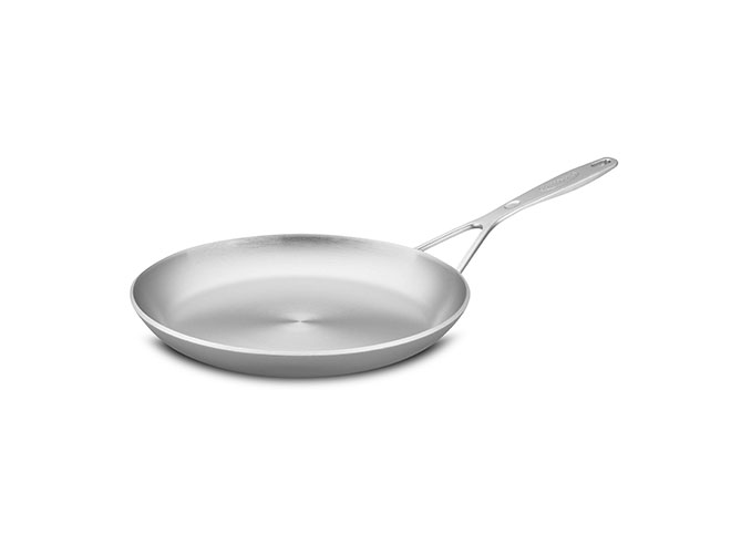 "Demeyere Industry5 10"" Stainless Steel Searing Pan"