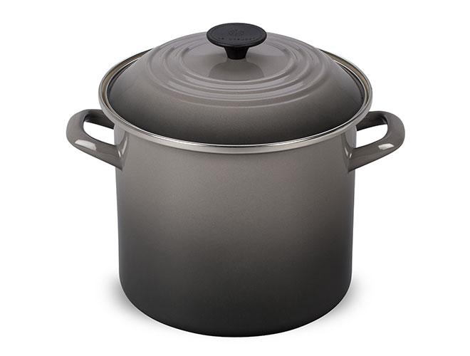 Le Creuset Enameled Steel 8-quart Stock Pots