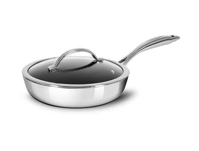 Scanpan HaptIQ 2.75-quart Stainless Steel Nonstick Saute Pan
