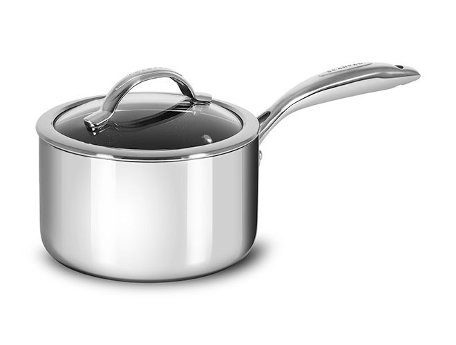 Scanpan HaptIQ Stainless Steel Nonstick Saucepan