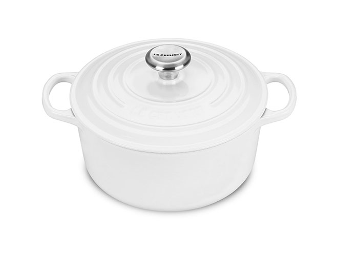 Le Creuset Signature Cast Iron 4.5-quart Round Dutch Ovens