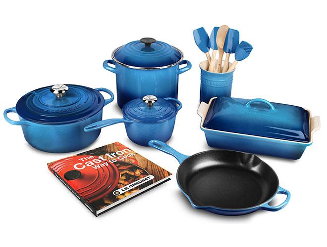 Le Creuset Signature Cast Iron16 Piece Cookware Set - Exclusive