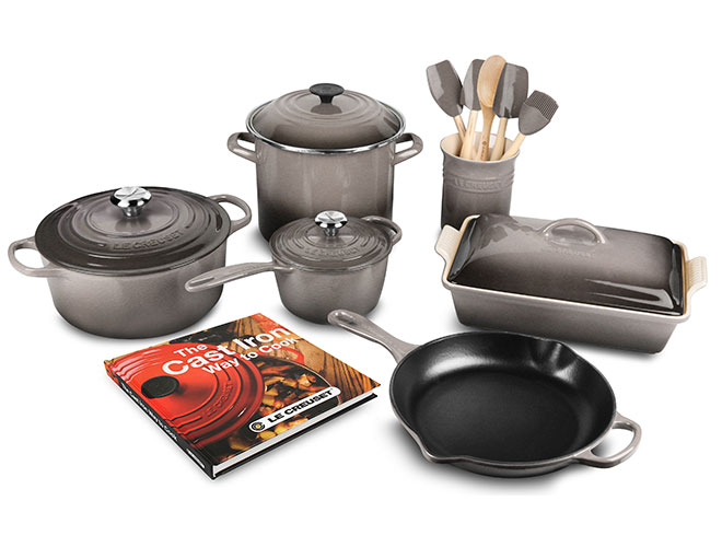 Le Creuset Signature Cast Iron16 Piece Cookware Set - Exclusive