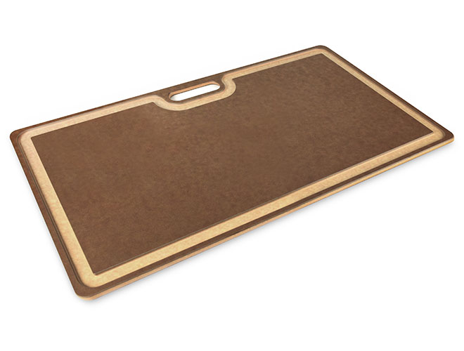"Epicurean 23x14.5"" Nutmeg Big Game & Butcher Board"