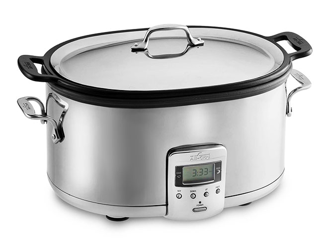 All-Clad 7-quart Deluxe Slow Cooker