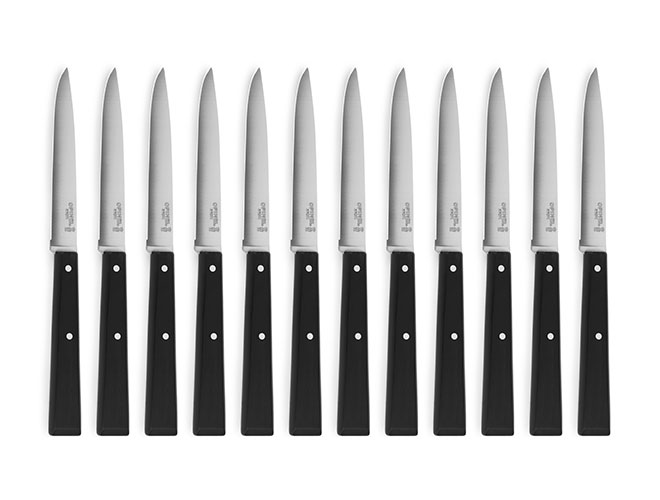 Opinel 12 Piece Bon Appetit Pro Steak Knife Set