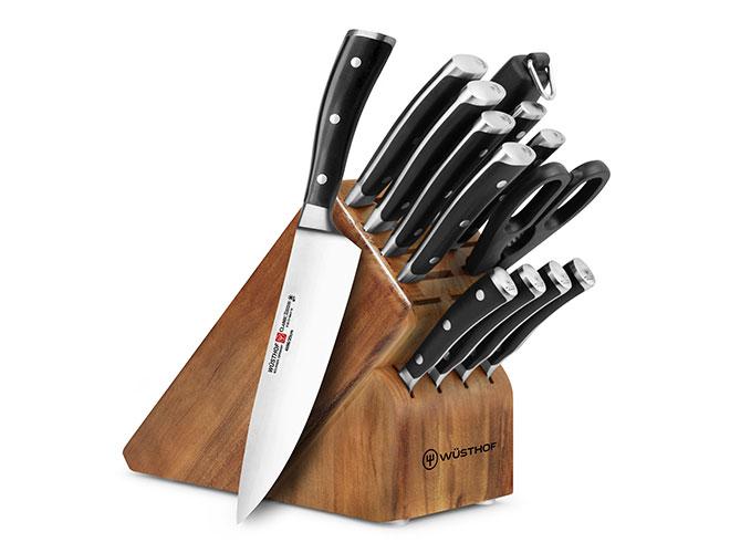 Wusthof Classic Ikon 14-piece Knife Block Sets