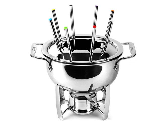 All-Clad Fondue Pot with Cast Aluminum Insert