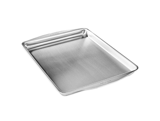"All-Clad d3 Stainless 12x15"" Tri-Ply Jelly Roll Pan"