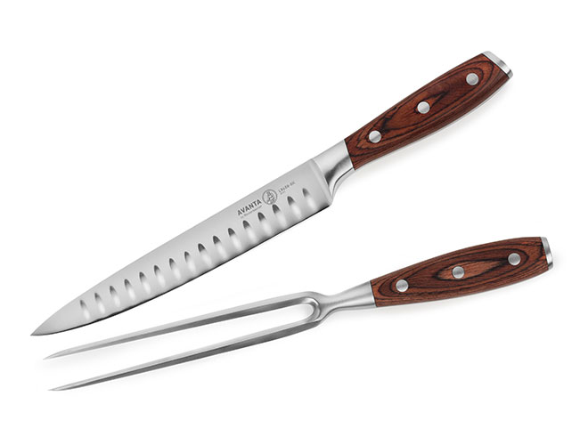 Messermeister 2 Piece Avanta Forged Carving Set