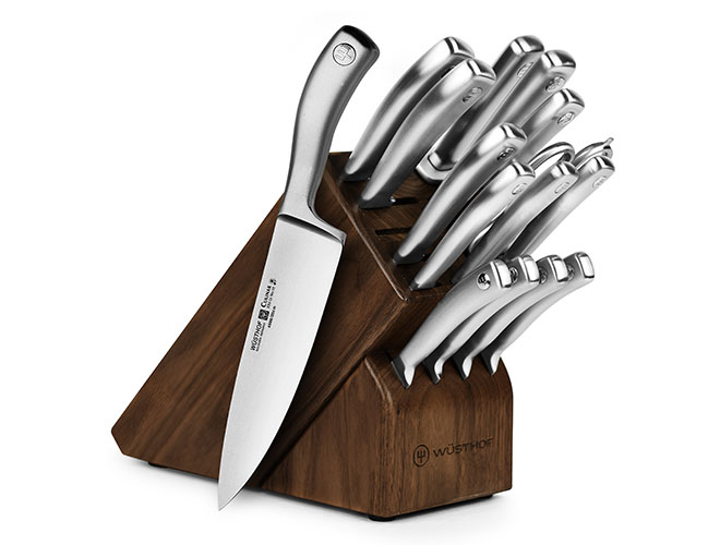 Wusthof Culinar PEtec 16-piece Knife Block Sets