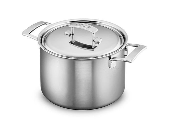 Demeyere Industry5 Stainless Steel Stock Pots