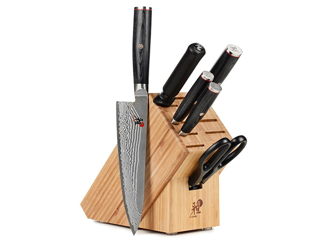 Miyabi Kaizen II 7 Piece Knife Block Set
