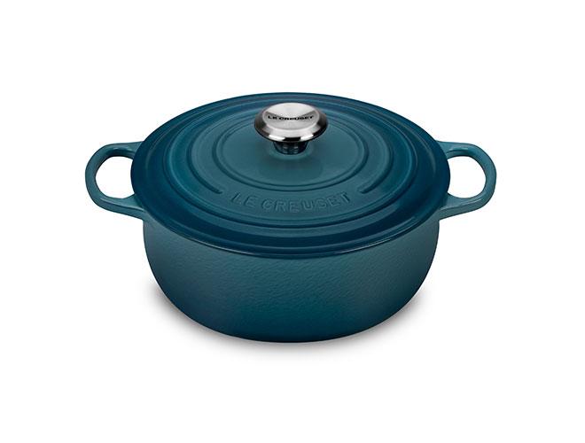 Le Creuset Signature Cast Iron 3.5 Quart Sauteuse Dutch Ovens