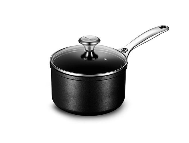 Le Creuset Toughened Nonstick Pro Saucepans