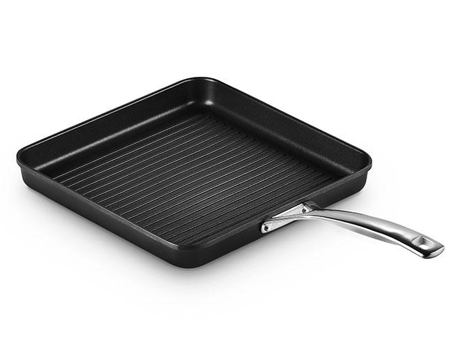 "Le Creuset Toughened Nonstick Pro 11"" Square Grill Pan"