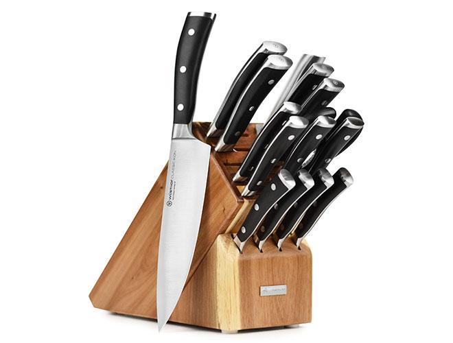 Wusthof Classic Ikon 16-piece Knife Block Sets