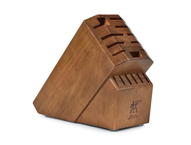 Zwilling J.A. Henckels Pro 16 Slot Acacia Knife Block
