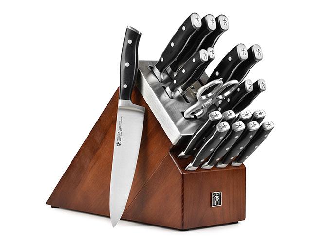 Henckels International 20 Piece Forged Accent Self-Sharpening Knife Block Sets