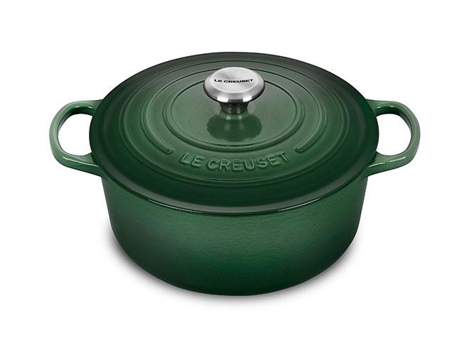 Le Creuset Signature Cast Iron 5.5-quart Round Dutch Ovens
