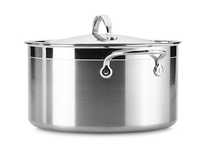 Hestan ProBond 8-quart Stainless Steel Stock Pot