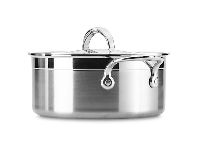 Hestan ProBond 3-quart Stainless Steel Soup Pot