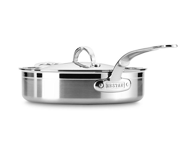 Hestan ProBond Stainless Steel Saute Pans