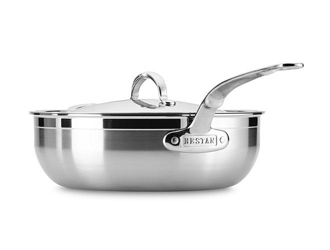 Hestan ProBond 5-quart Stainless Steel Essential Pan