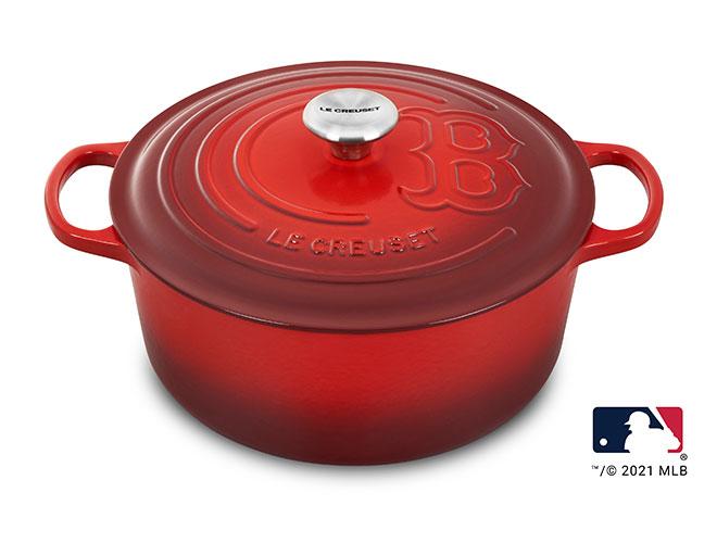 Le Creuset Signature Cast Iron MLB 7.25-quart Round Dutch Ovens