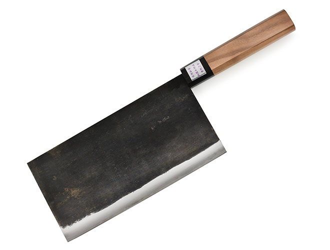 """Moritaka 8.6"""" Aogami #2 Carbon Steel Chinese Chef's Knife"""