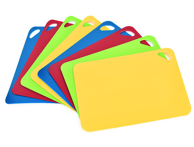 Cutlery and More Heavy Duty Flexible Cutting Boards
