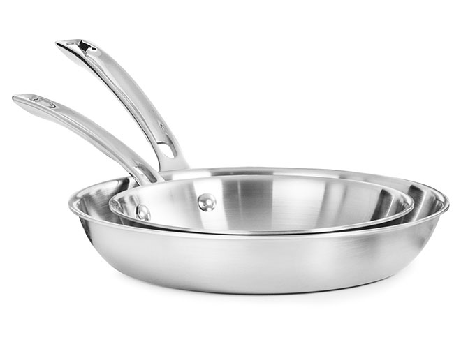 Viking Professional 5-ply Stainless Steel Skillets
