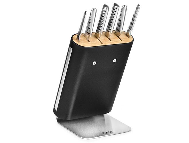 Global 7 Piece Hiro Knife Block Set
