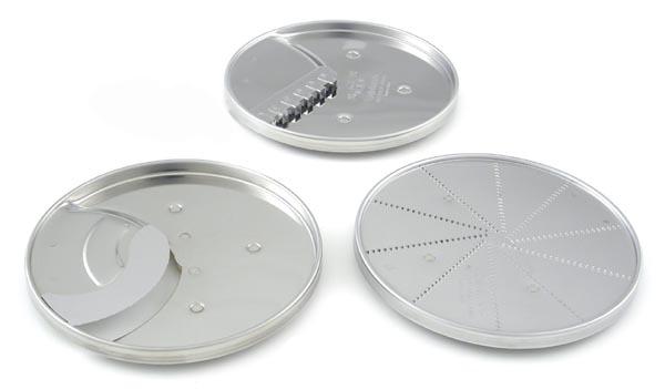 Cuisinart Parts Specialty Food Processor Disc Set 3 Piece