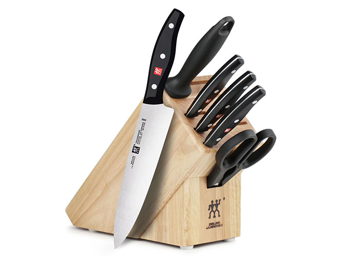 Zwilling J.A. Henckels Twin Signature 7 Piece Knife Block Set