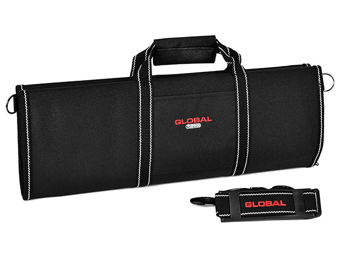Global 16 Pocket Knife Roll