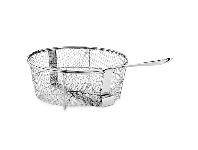 All-Clad 6-quart Stainless Steel Multi-Use Fry Basket