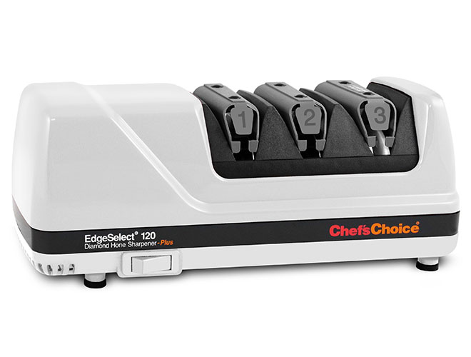Chef's Choice 3-stage Model 120 Electric Knife Sharpeners