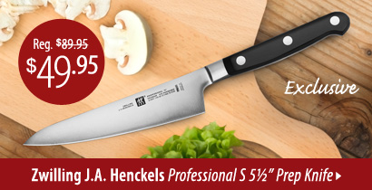 Zwilling J.A. Henckels Professional S Prep Knife