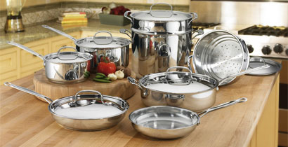 Cuisinart Chef's Classic Cookware
