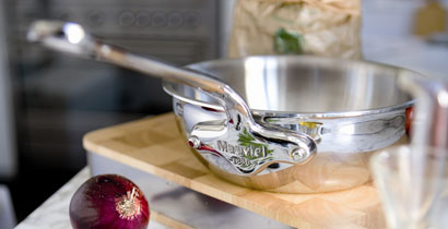 Mauviel Stainless Steel Cookware
