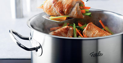 Fissler Original Pro Stainless Steel Cookware