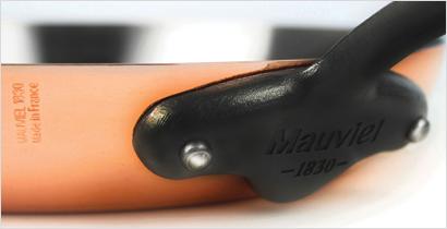 Mauviel M'heritage 250C M'250 Copper Cookware