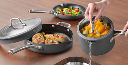 Simply Calphalon Easy System Nonstick Cookware